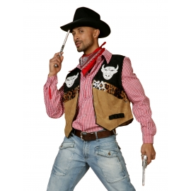 Cowboy manteau long