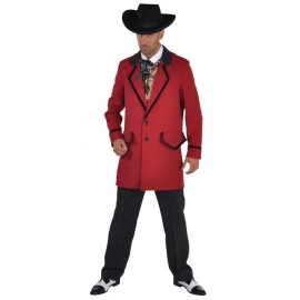 Location costume Saloon homme