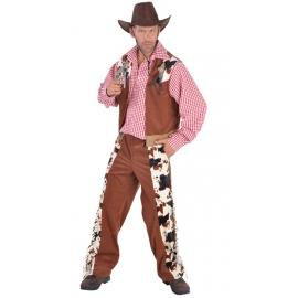 Cowboy cuir marron