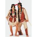Location costume Indien Shiowa