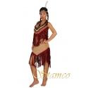 Location costume Indienne commanche