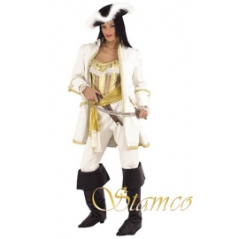 Location costume Pirate des sept mers