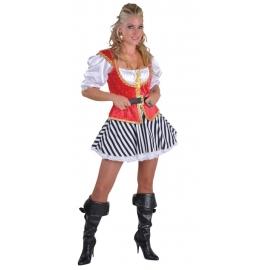 Location costume Pirate blanche