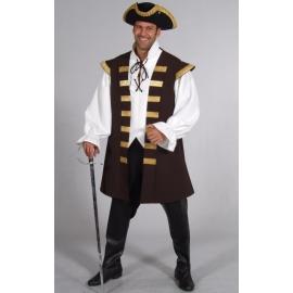 Location costume Pirate tête de mort