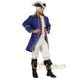 Location costume Pirate rouge et marron