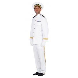 Location costume Officier homme