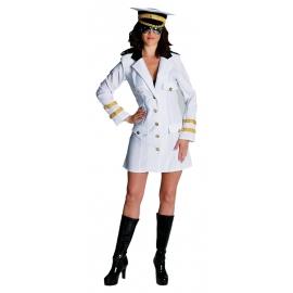 Dame officier robe