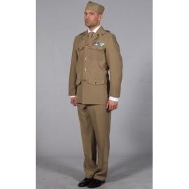 Location costume uniforme 40's homme