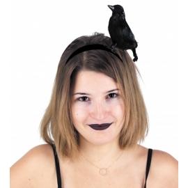 Serre tête Corbeau