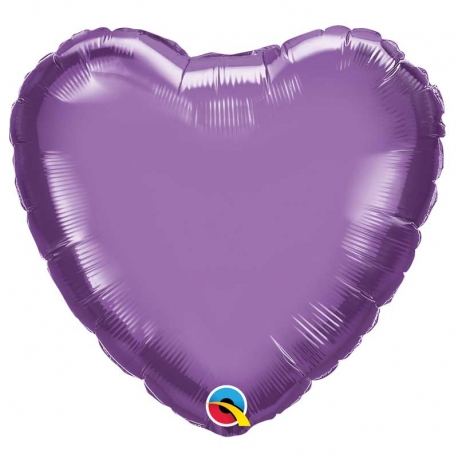 Ballon Etoile 40x40cm argent