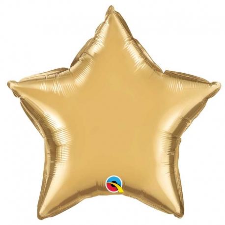 Ballon coeur 55x60cm rouge
