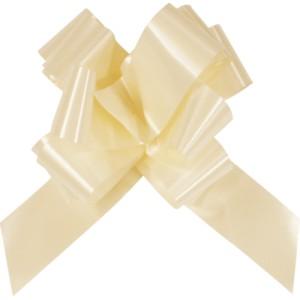 Noeud polypro ivoire x10