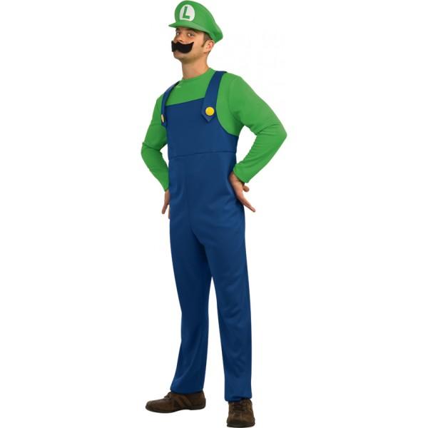 Luigi - Déguisement