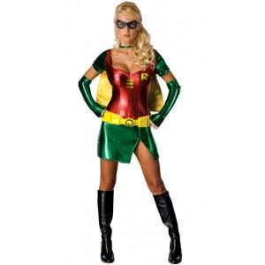 Déguisement Robin femme sexy