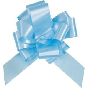 Noeud polypro bleu ciel x10