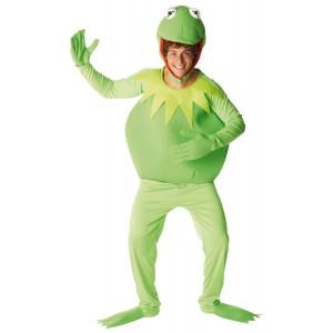 Kermit Muppet Show - Déguisement