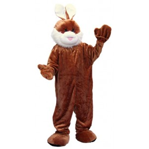 Location costume Mascotte Lapin