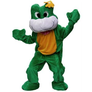 Location costume Mascotte Grenouille