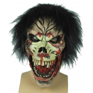Masque horreur + sang