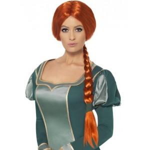 Shrek - Princesse Fiona - Perruque