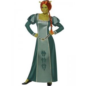 Costume Fiona Shrek Adulte