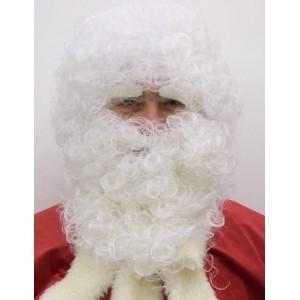 Perruque + Barbe - Père Noël 3