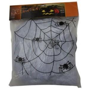 Toile araignée blanche 100gr