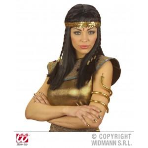 Bracelet egyptien à serpent