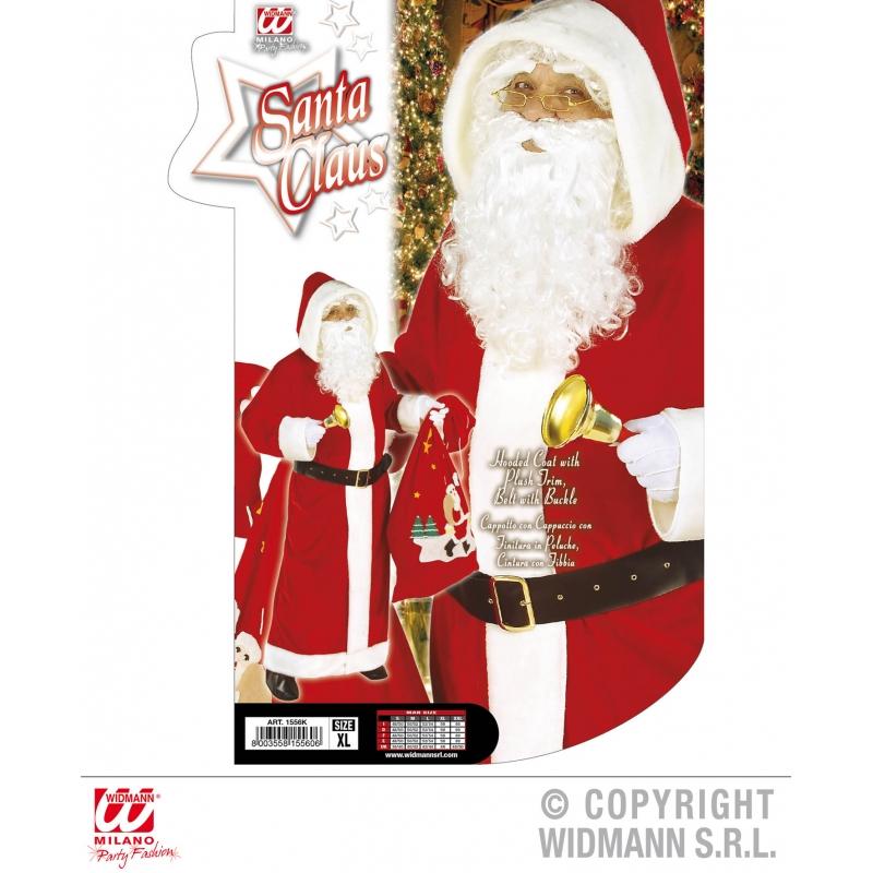 Costume Pere Noel européen velours luxe - Festimania 6bb269371a56