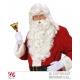 Ensemble Barbe + Perruque Père Noël Luxe