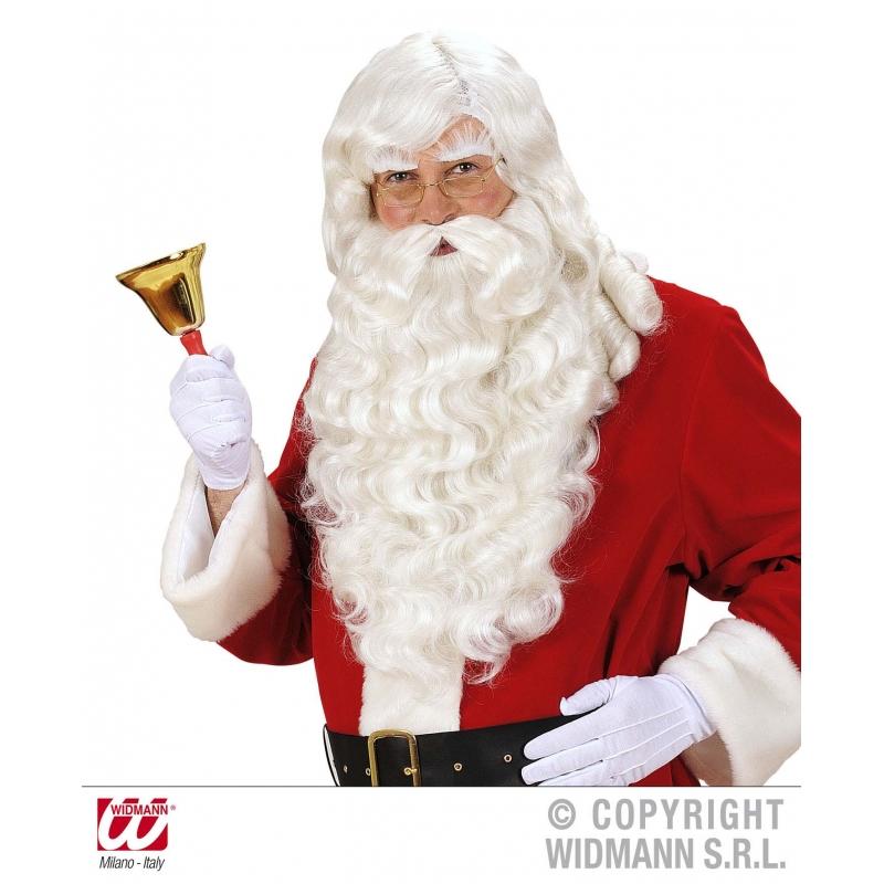 Barbe perruque pere noel, deguisement pas cher, costume homme 7a44296cf798