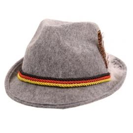 Chapeau tirol gris