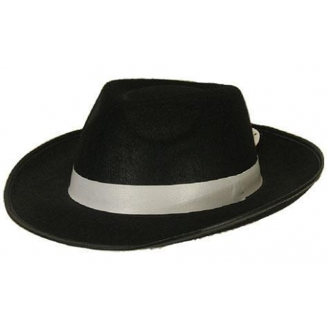 Chapeau borsalino noir