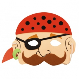 Masque enfant pirate