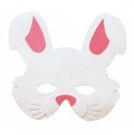 Masque enfant lapin