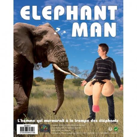 Zizi géant éléphant