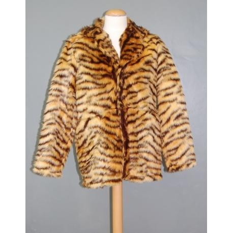 Manteau fourrure femme carnaval