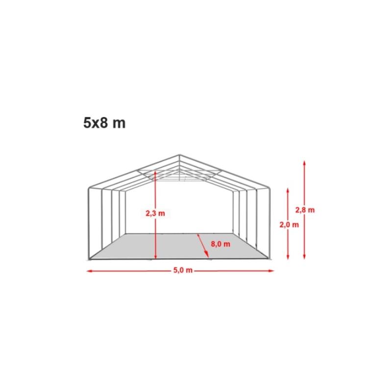 location tente de r ception chapiteau 5x8m lille. Black Bedroom Furniture Sets. Home Design Ideas