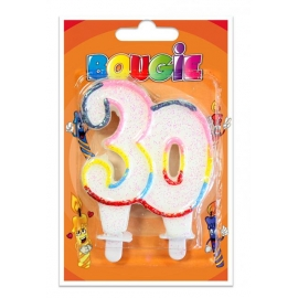 Bougies 30 ans