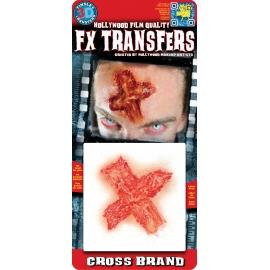 Transfert 3D - Plaie en croix