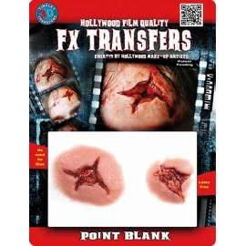 Transfert 3D - Ecorchures