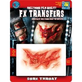 Transfert 3D - Egorgement
