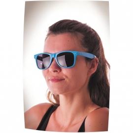 Lunettes fluo bleues