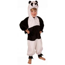 Costume Peluche Panda Enfant