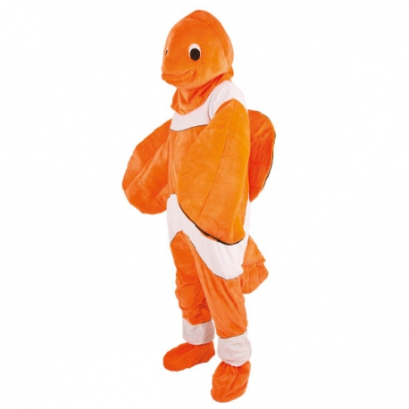 Costume Peluche Poisson