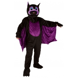 Costume Peluche Chauve-Souris