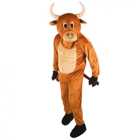 Costume Peluche Taureau