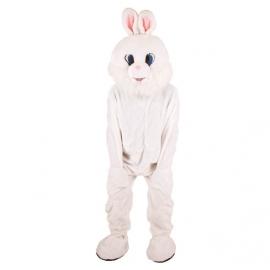 Déguisement Mascotte - Costume Lapin Blanc