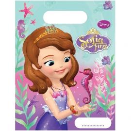 6 Sacs Cadeaux Princesse Sofia