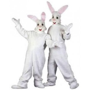 Location costume Lapin blanc